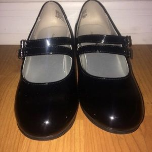 Girl's American Eagle Mary Jane Shoes-Size 1 1/2